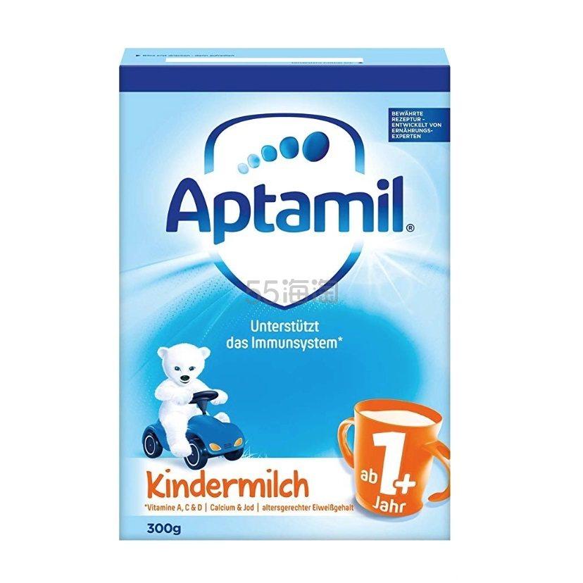 【中亚Prime会员】Aptamil 爱他美 蓝盒幼儿奶粉1+段 300g*8盒装 到手价432元 - 海淘优惠海淘折扣|55海淘网