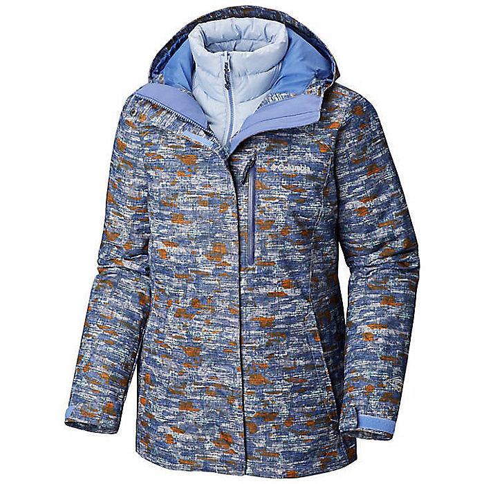 小码福利!Columbia 哥伦比亚 Whirlibird III 女士三合一冲锋衣 .99(约654元) - 海淘优惠海淘折扣 55海淘网