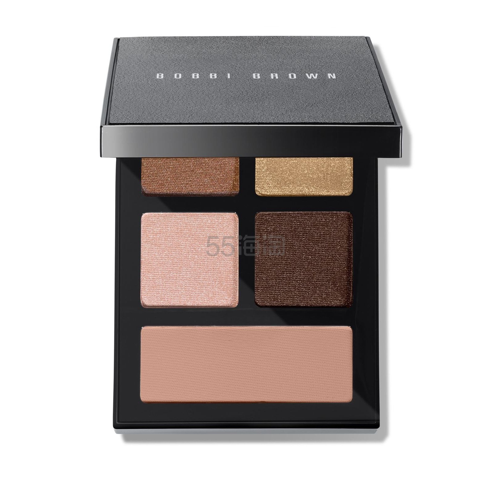新品!Bobbi Brown The Essential Multicolour 5色眼影盘 ¥231.3 - 海淘优惠海淘折扣|55海淘网