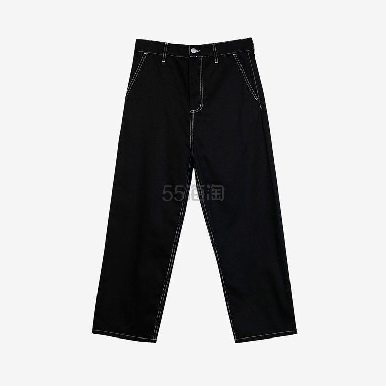 Carhartt WIP 黑色工装裤 .6(约569元) - 海淘优惠海淘折扣|55海淘网