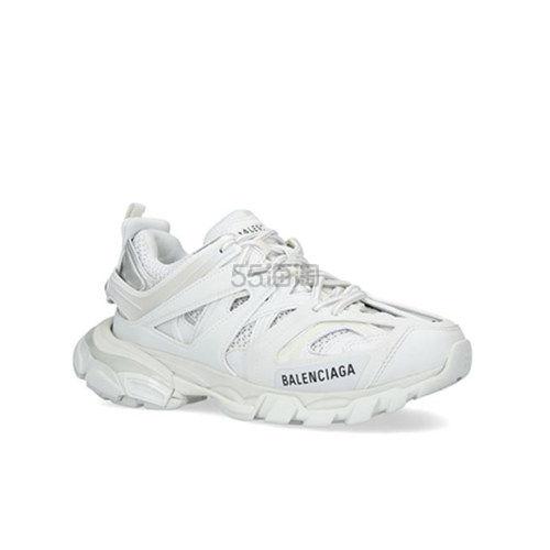 Balenciaga Track 2019新色纯白老爹鞋 1.53(约4,278元) - 海淘优惠海淘折扣|55海淘网