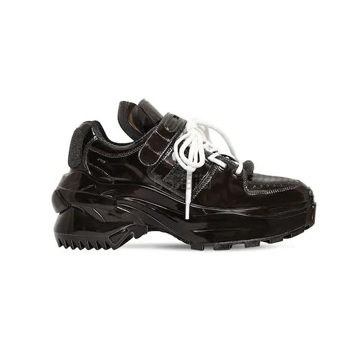 MAISON MARGIELA 50毫米RETRO FIT金属色运动鞋 8.5(约6,552元) - 海淘优惠海淘折扣|55海淘网