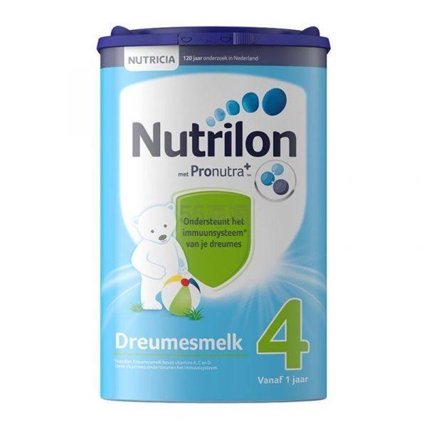 免邮中国!Nutrilon 牛栏婴幼儿成长奶粉 4段 800g €19.99(约153元) - 海淘优惠海淘折扣|55海淘网