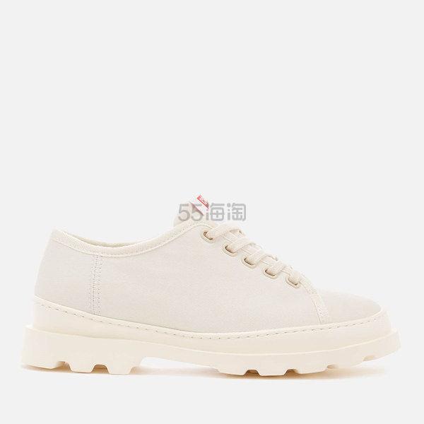【黄金码有 一双免邮】Camper Brutus 女士休闲帆布鞋 ¥473 - 海淘优惠海淘折扣 55海淘网
