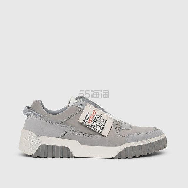 Diesel S-le Rua On W 女士贴补休闲鞋 (约683元) - 海淘优惠海淘折扣|55海淘网