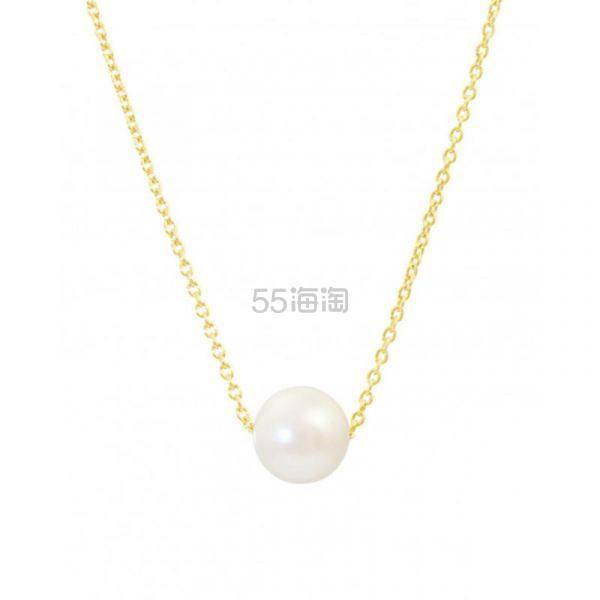 【单件包邮】Akoya 珍珠 7.5-8mm 单粒项链 3,387日元(约216元) - 海淘优惠海淘折扣|55海淘网