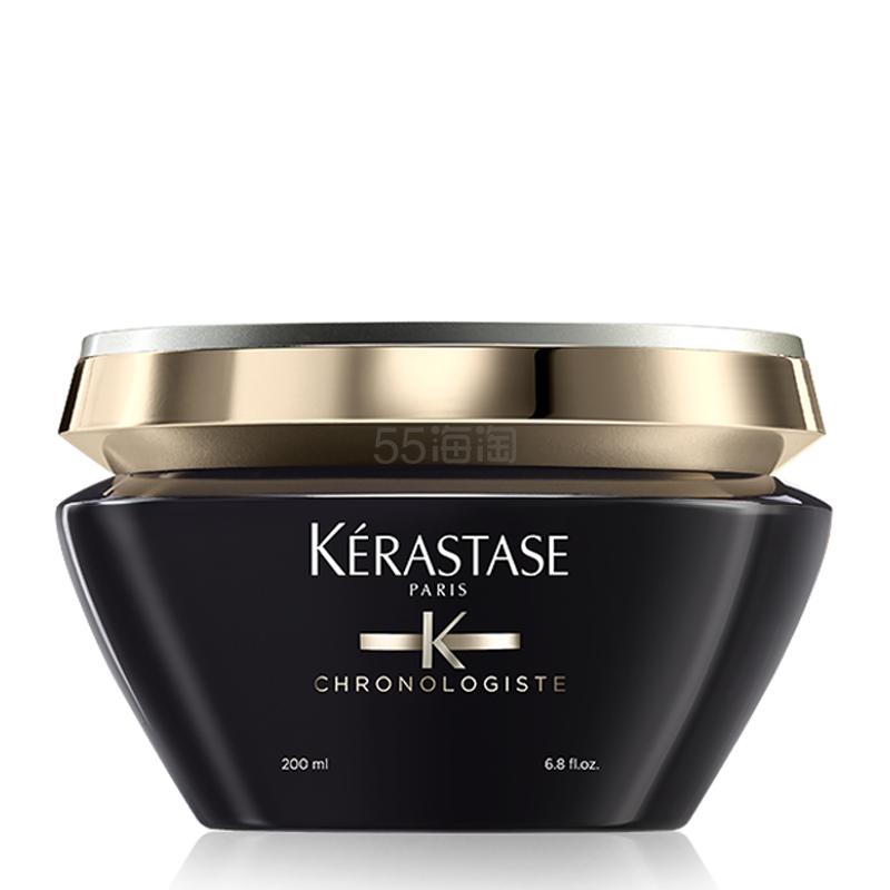 Kérastase 卡诗 黑钻凝时鱼子酱发膜 200ml £24.46(约206元) - 海淘优惠海淘折扣 55海淘网