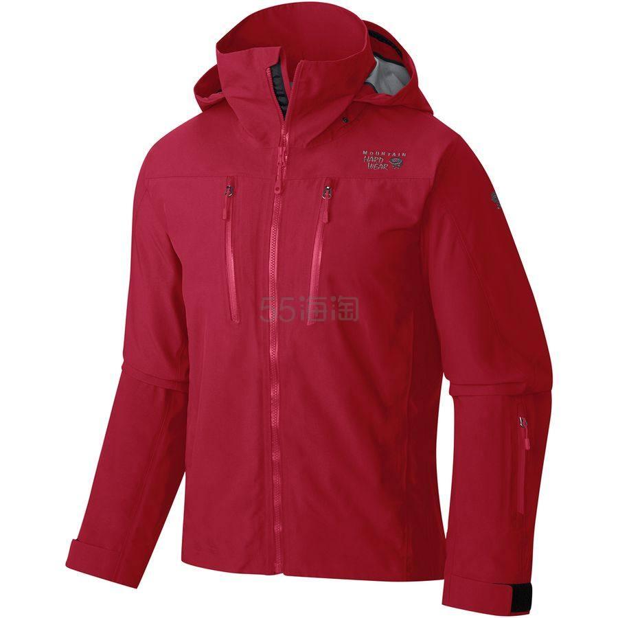 码全!Mountain Hardwear 山浩 Tenacity Pro 男士滑雪服 9.98(约1,873元) - 海淘优惠海淘折扣|55海淘网