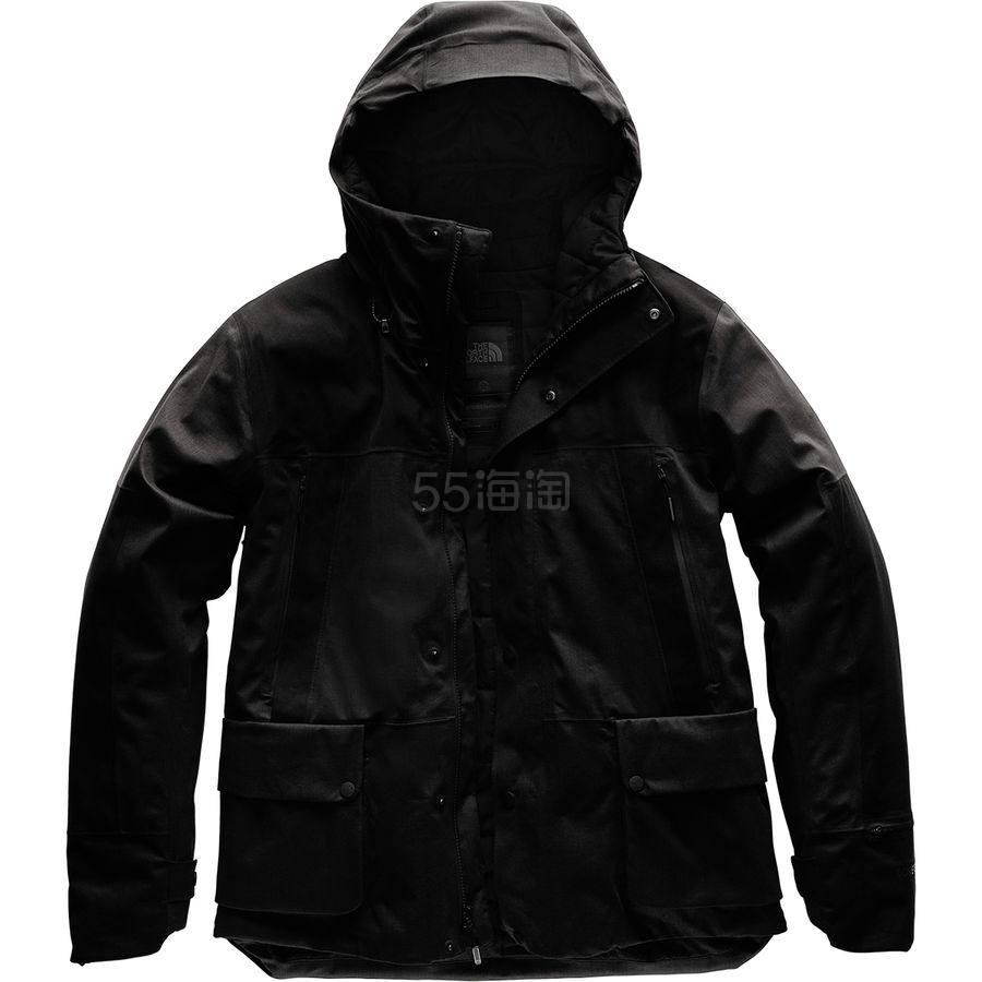 码全!The North Face 北面 Cryos GTX Insulated Mountain 男士保暖夹克 9.98(约2,290元) - 海淘优惠海淘折扣|55海淘网