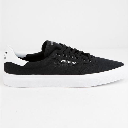 Adidas 阿迪达斯 黑白运动鞋 .48(约191元) - 海淘优惠海淘折扣|55海淘网