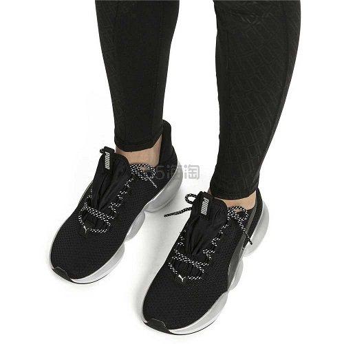 黄金码有!Puma 彪马 Mode XT 黑色运动鞋 £26(约222元) - 海淘优惠海淘折扣|55海淘网