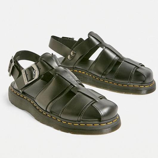 仅剩42码!Dr. Martens 马丁靴 Kassion Brando 罗马凉鞋