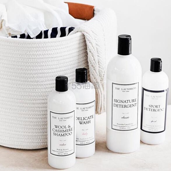 领了8折码可以买ta~Shopbop:精选高端衣护品牌 THE LAUNDRESS 清洁产品