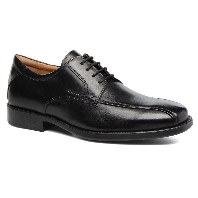 【中亚Prime会员】Geox 健乐士 U Federico W 男士正装皮鞋 到手价427元 - 海淘优惠海淘折扣|55海淘网