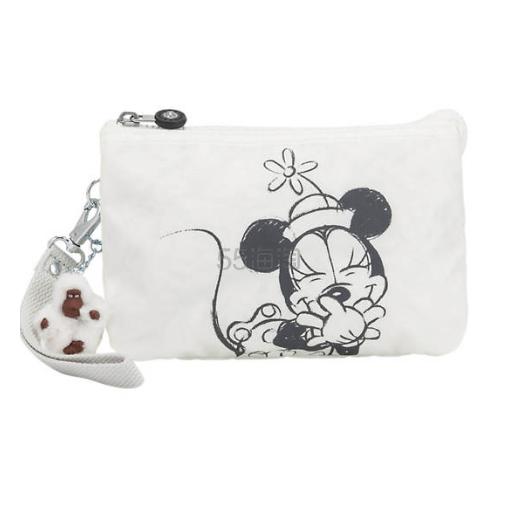 Kipling CREATIVITY Disneys 90 Years Of Mickey Mouse 米奇大号手拿包 (约344元) - 海淘优惠海淘折扣|55海淘网