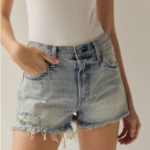 Levi's 501 Mid-Rise Denim Short 李维斯短裤