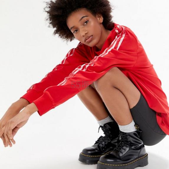 adidas Originals X Daniëlle Cathari 联名三条杠卫衣 .99(约210元) - 海淘优惠海淘折扣|55海淘网