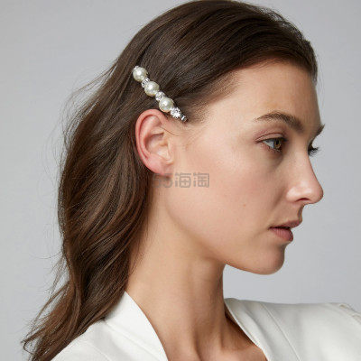 Simone Rocha 珍珠发夹 0(约1,271元) - 海淘优惠海淘折扣|55海淘网