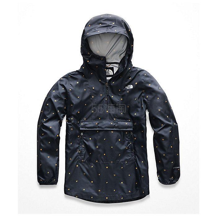 【额外8折】码全多色可选~The North Face 北面 Fanorak Printed 卫衣夹克 .79(约290元) - 海淘优惠海淘折扣 55海淘网