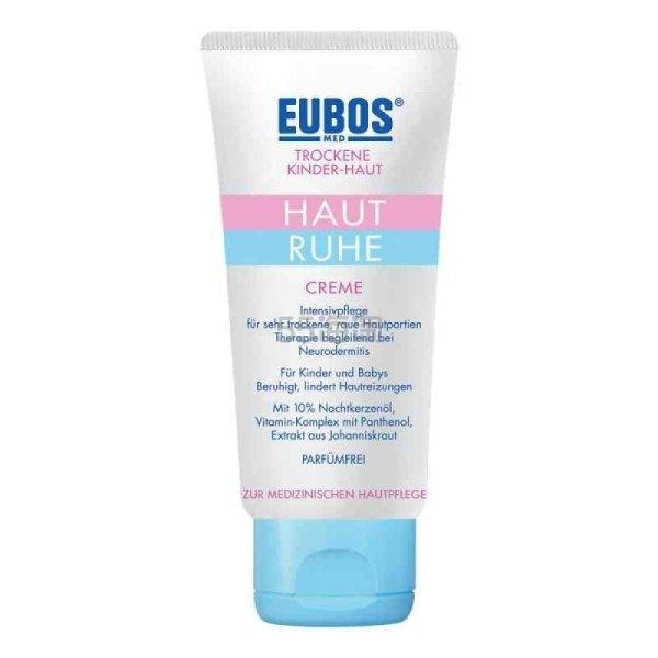 【免邮中国】Eubos 仪宝儿童皮肤保湿霜 50ml €9.12(约70元) - 海淘优惠海淘折扣|55海淘网