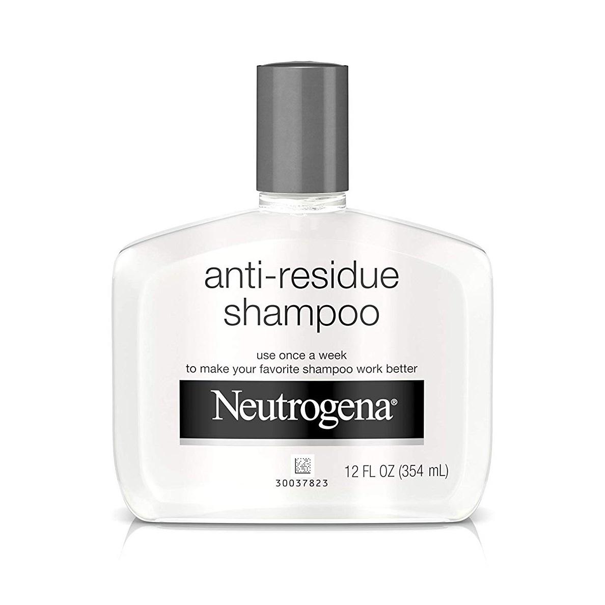买3免1!Neutrogena 露得清 去残留清爽深层清洁洗发水 354ml