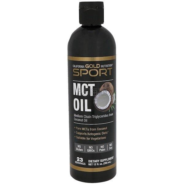 【试用好价】California Gold Nutrition MCT 椰子油 355ml .91(约56元) - 海淘优惠海淘折扣|55海淘网