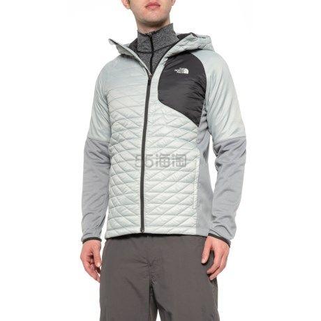 限尺码!The North Face 北面 Kilowatt ThermoBall 男士保暖夹克 (约348元) - 海淘优惠海淘折扣 55海淘网