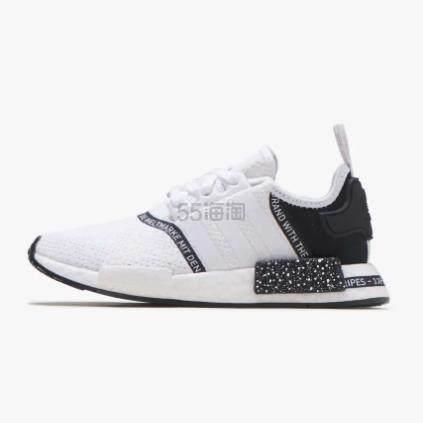 adidas Originals 三叶草 NMD R1 大童款运动鞋 .95(约633元) - 海淘优惠海淘折扣|55海淘网
