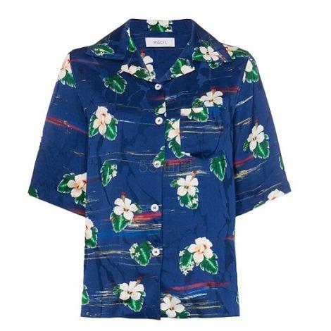 RACIL tony 夏威夷风情花衬衫 港币1,317(约1,178元) - 海淘优惠海淘折扣|55海淘网