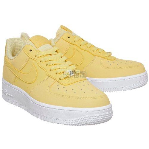 Nike 耐克 Air Force 1 07 空军1号 鹅蛋黄色运动鞋 £79.99(约677元) - 海淘优惠海淘折扣|55海淘网