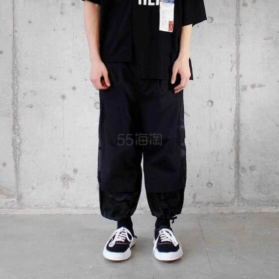 Maison MIHARA YASUHIRO 原宿风束脚宽松工装裤 迷彩