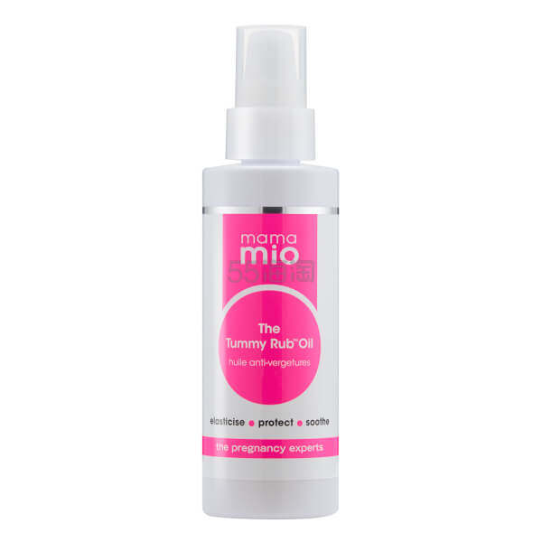 满额送眼罩!Mama Mio 加量装孕期产后腹部按摩油 240ml ¥250.6 - 海淘优惠海淘折扣|55海淘网
