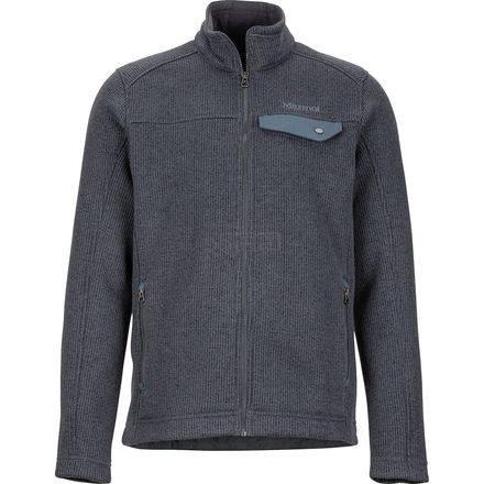 码全!Marmot 土拨鼠 Poacher Pile 男款羊毛外套 灰色 .99(约413元) - 海淘优惠海淘折扣|55海淘网