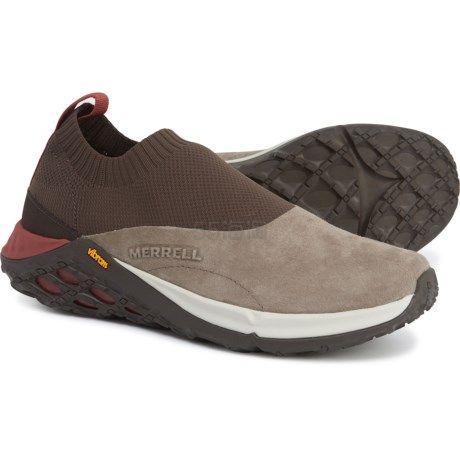 码全!Merrell 迈乐 Jungle Moc XX AC+ 男士一脚蹬休闲鞋 .99(约422元) - 海淘优惠海淘折扣|55海淘网