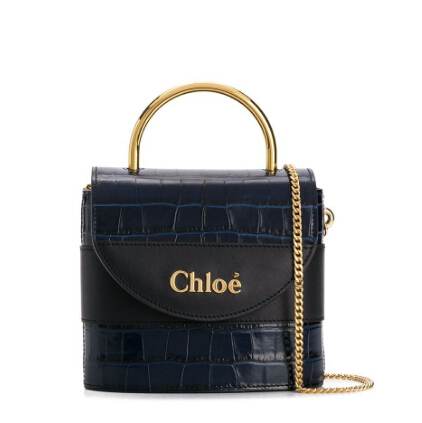 CHLOÉ small Any lock bag 链条包