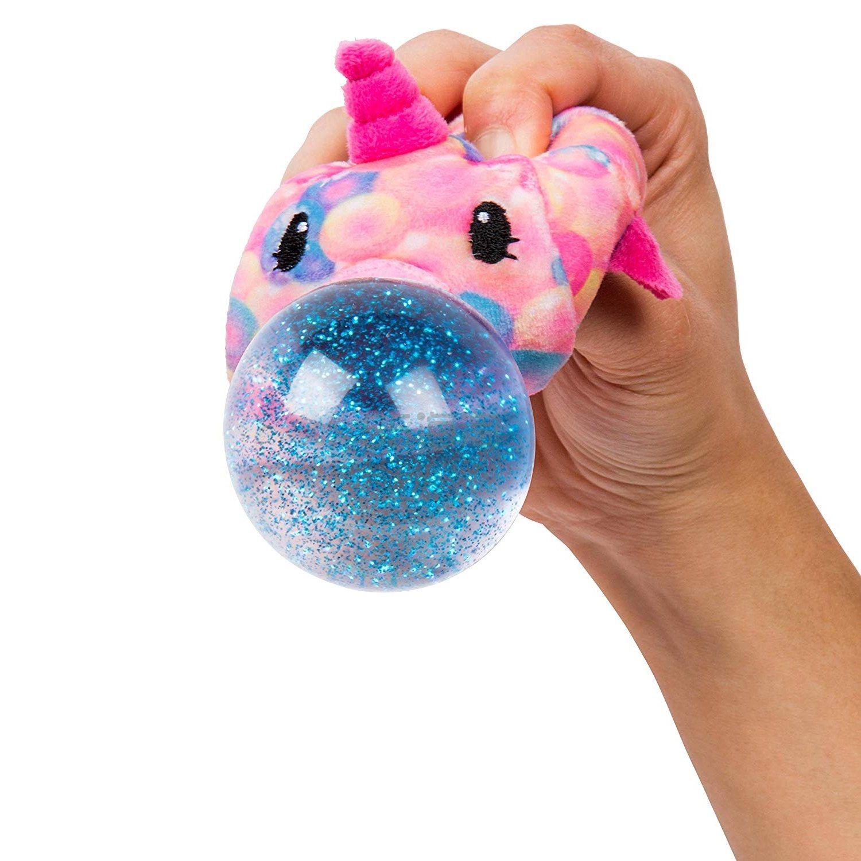抖音同款!【中亚Prime会员】Pikmi Pops Bubble Drops 棒棒糖惊喜毛绒吐泡泡盲盒*2个装