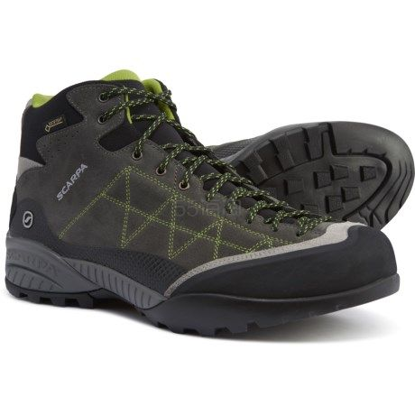Scarpa 斯卡帕 Zen Pro Mid Gore-Tex 男士越野徒步鞋 9.99(约1,056元) - 海淘优惠海淘折扣|55海淘网