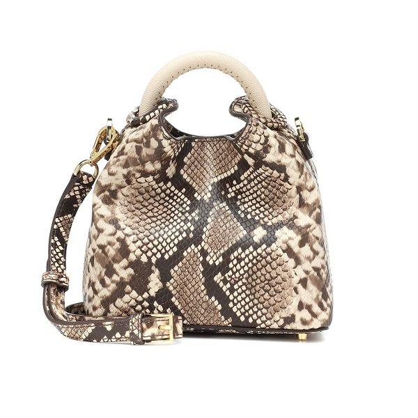 ELLEME Madeleine 蛇皮纹理包包 €325(约2,538元) - 海淘优惠海淘折扣 55海淘网