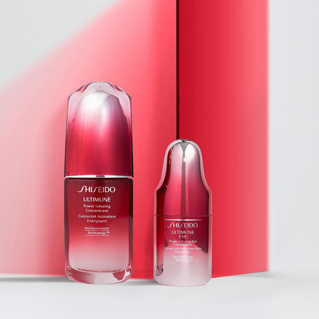 Lookfantastic:Shiseido 资生堂 美妆护肤产品