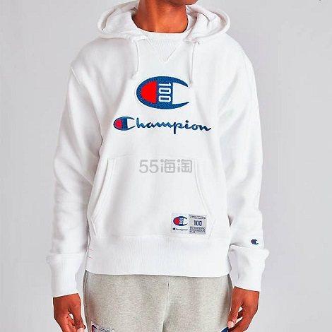 Champion 冠军 Century 男子连帽卫衣 (约317元) - 海淘优惠海淘折扣|55海淘网