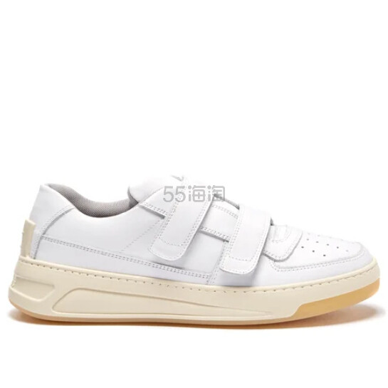 热卖款~ACNE STUDIOS Steffey 女士小白鞋 €252(约1,981元) - 海淘优惠海淘折扣|55海淘网