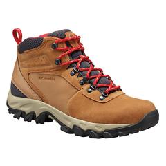 户外必备神器!【中亚Prime会员】Columbia 哥伦比亚 Newton Ridge Plus II 男士全皮防水登山靴