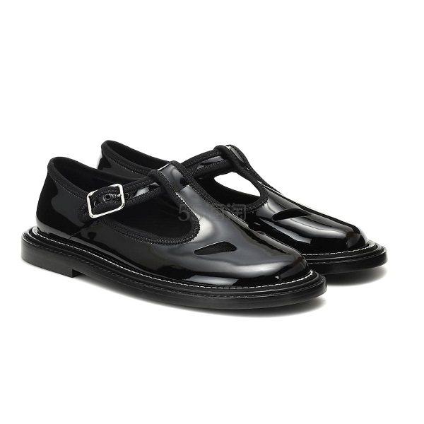 11%返利!BURBERRY 玛丽珍亮皮皮鞋 0(约4,727元) - 海淘优惠海淘折扣|55海淘网