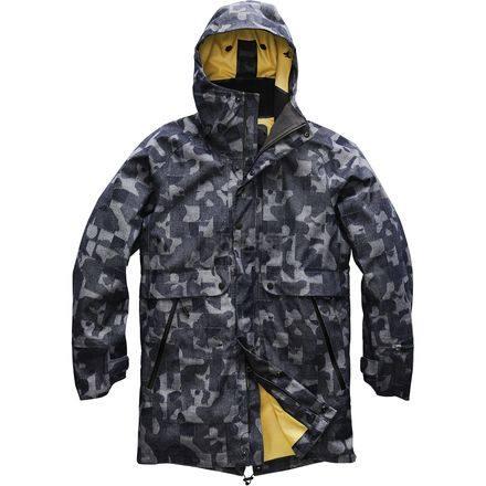 限尺码!The North Face 北面 Cryos 3L Big E Mac GTX 男士防风夹克 5.82(约1,432元) - 海淘优惠海淘折扣|55海淘网