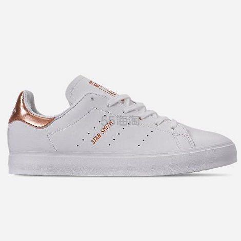 adidas Originals 三叶草 Stan Smith Vulc 大童款板鞋 (约282元) - 海淘优惠海淘折扣 55海淘网