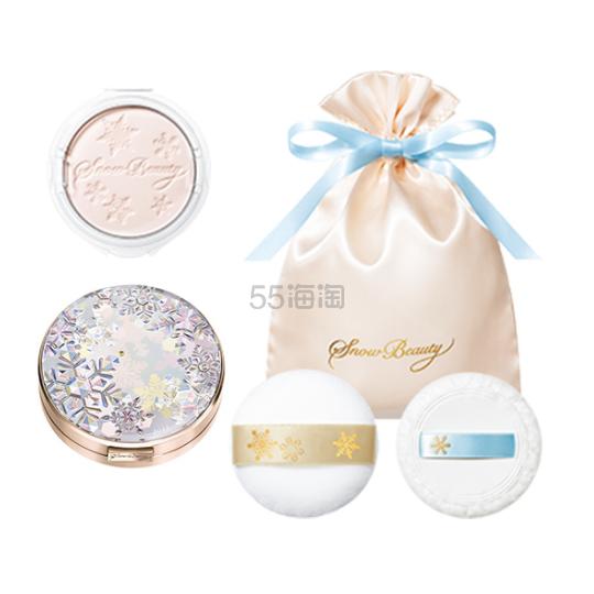【日本免费直邮+税费补贴】Shiseido 资生堂 心机蜜粉/日夜晚安粉 两种规格可选 双芯 25g ¥499 - 海淘优惠海淘折扣|55海淘网