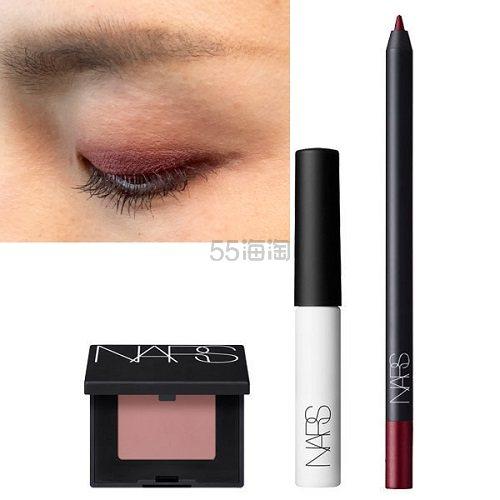 NARS 眼线笔+单色眼影+眼部打底 套装 5,940日元(约396元) - 海淘优惠海淘折扣|55海淘网