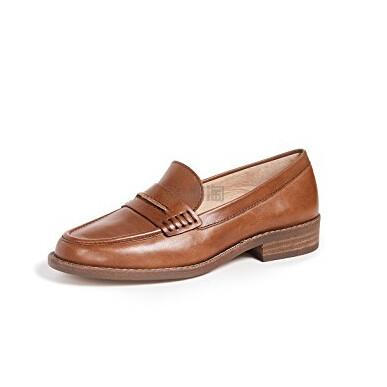 补货上架~Madewell The Elinor 平跟船鞋