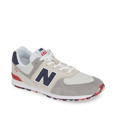 New Balance 574 Serpent Luxe Sneaker 童款运动鞋