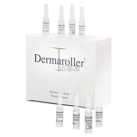 【单套免邮】Dermaroller 玻尿酸精华原液 1.5ml*30剂 €52(约408元) - 海淘优惠海淘折扣|55海淘网